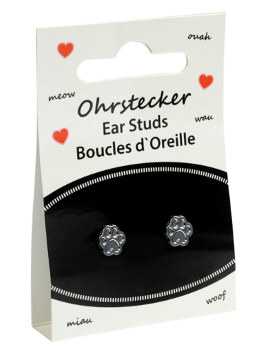 "Blue Bug Gifts Ohrstecker ""Spur"""