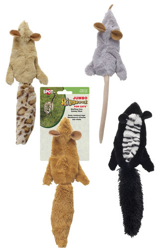 Skinneeez Forest Animals for Cat