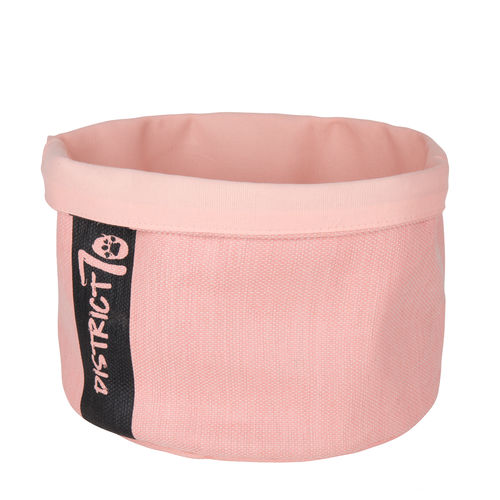 District 70 Cozy pink Katzenbett