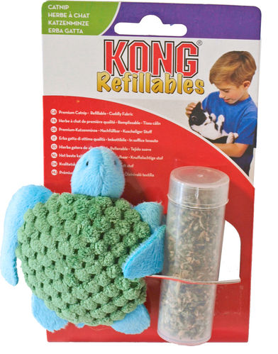 KONG Cat Turtle Catnip